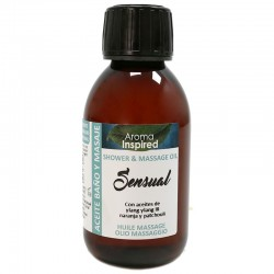 Aceite masaje 150ml - Sensual