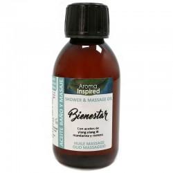 Aceite masaje 150ml - Bienestar