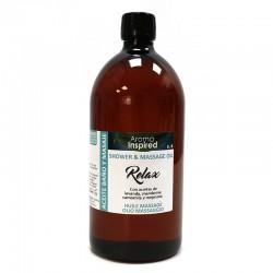 Aceite masaje 1 litro - Relax