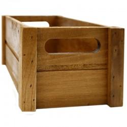Caja madera caoba 25x14x10.5cm