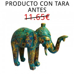 Elefante decapado 35cm