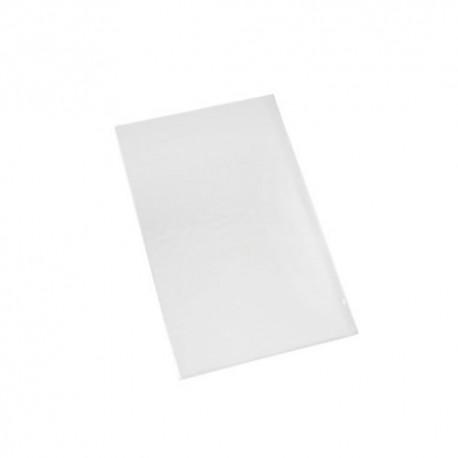 Pack 500 unds. bolsa PP 8x15 cm (sin cierre)