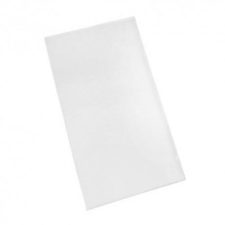 Pack 500 unds. bolsa PP 15x22 cm (sin cierre)