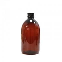 Botella cristal ambar - 10ml