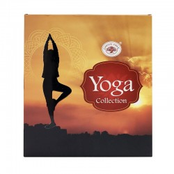 Set coleccion 6 packs Incienso Green Tree - Yoga