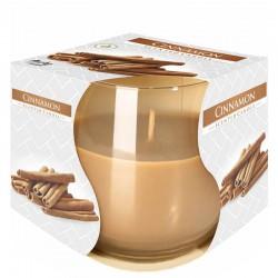 6 Velas perfumadas en vaso - Canela