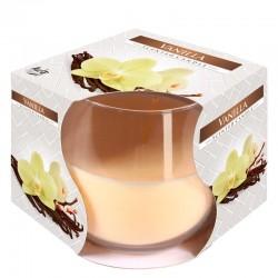 6 Velas perfumadas en vaso - Vainilla