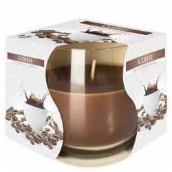 6 Velas perfumadas en vaso - Café
