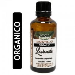 Aceite esencial orgánico 50ml lavanda