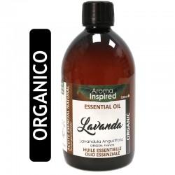 Aceite esencial orgánico 500ml lavanda