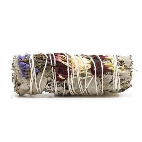 Atado purificante - salvia blanca Happy Spirit 10cm