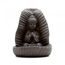Fuente para conos de reflujo - Buda hoja