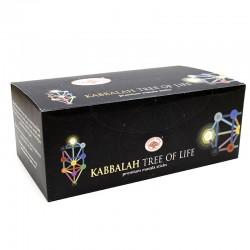 12 packs Incienso Green Tree - Kabbalah