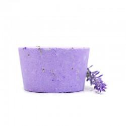 5 Bombas ducha - flores de lavanda