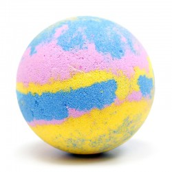 9 Bombas semi espumosa tricolor- Paradise