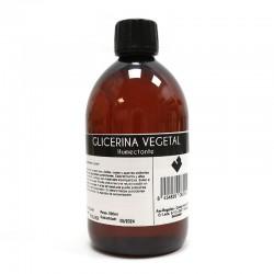 Glicerina vegetal 500ml