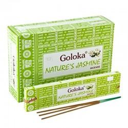 12 packs Goloka Nature's - Jazmin 15gr