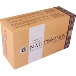 12 Packs incienso Golden Nag - Canela 15gr