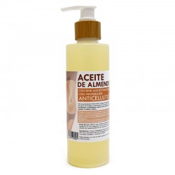 Aceite almendras - propiedades anticelulítcas