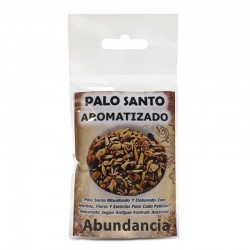 Palo santo ritualizado - Abundancia