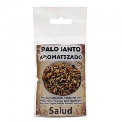 Palo santo ritualizado - Salud