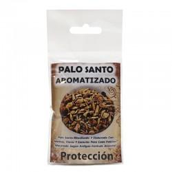 Palo santo ritualizado - Protección