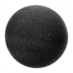 3 Esponjas konjac negra - piel grasa y acneica
