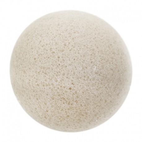 Esponjas konjac blanca - todo tipo de piel