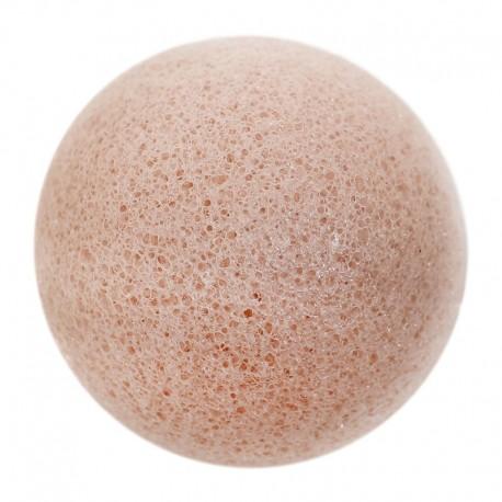 Esponjas konjac rosa - piel madura y deshidratada