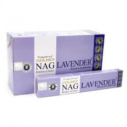 12 Packs incienso Golden Nag - Lavanda 15gr