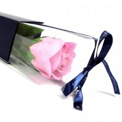 6 Rosas simple - rosa