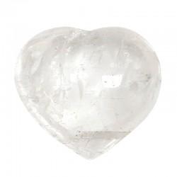 Piedras corazón - cuarzo verde 220 a 250gr.