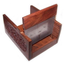 Cortador Jabón madera
