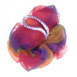 16 Esponjas organza - color arco iris