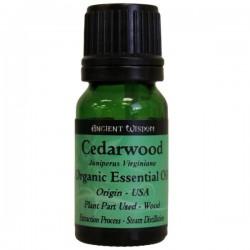 Aceite esencial orgánico cedro