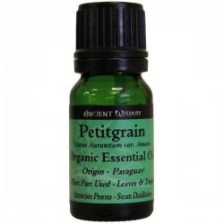 Aceite esencial orgánico petitgrain