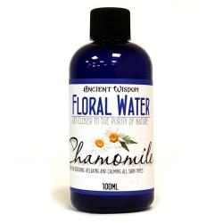Agua floral de camomila