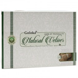 12 Goloka Masala - Vetiver natural 15gr