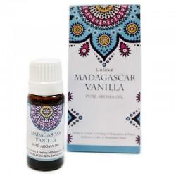 12 Aceites fragancia Goloka - vainilla