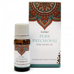 12 Aceites fragancia Goloka - pachulí