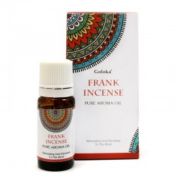 12 Aceites fragancia Goloka - frankincienso