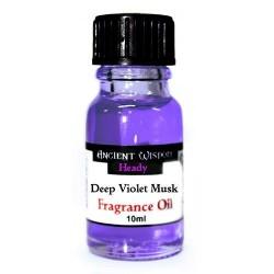 10 Aceites fragancia - almizcle de violeta