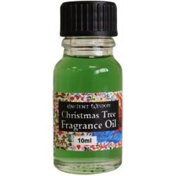 10 Aceites fragancia - árbol Navidad