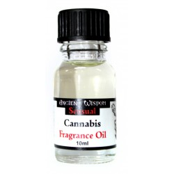 10 Aceites fragancia - cannabis