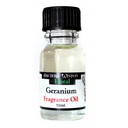 10 Aceites fragancia - geranio