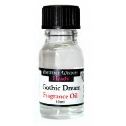 10 Aceites fragancia - sueño gótico