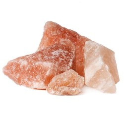 3 Sal del Himalaya pedazos 1kg - 50gr