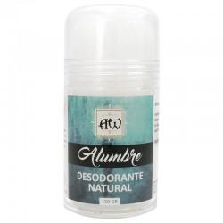 6 Desodorantes alumbre + aplicador