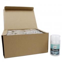 1 Caja de 12 desodorante alumbre + aplicador