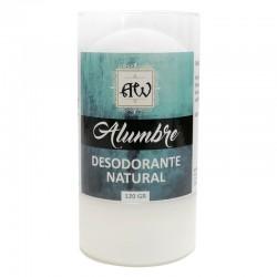 6 Desodorantes alumbre